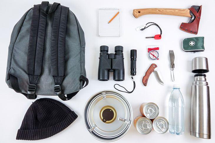 camping checklist essentials