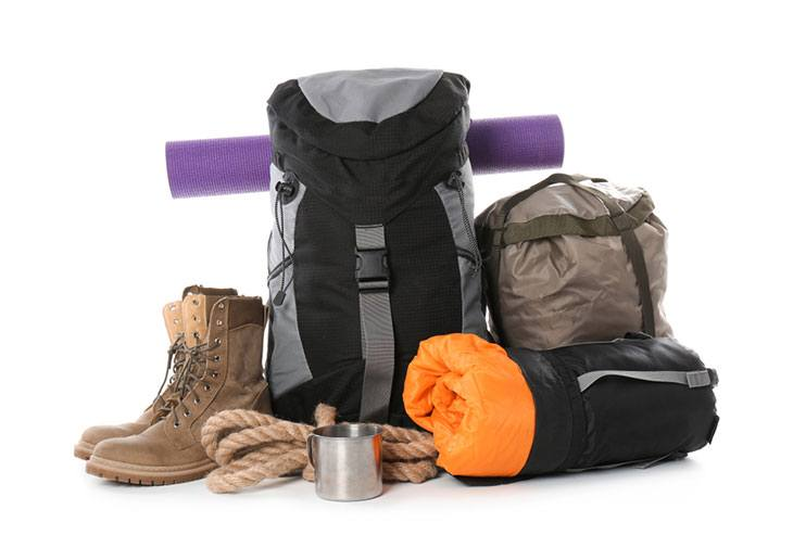 backpacking camping gear list