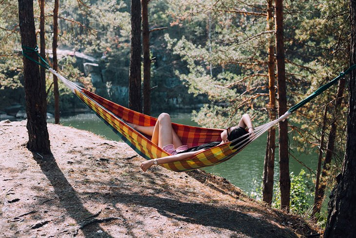 Making Hammock Camping as Safe as Possible
